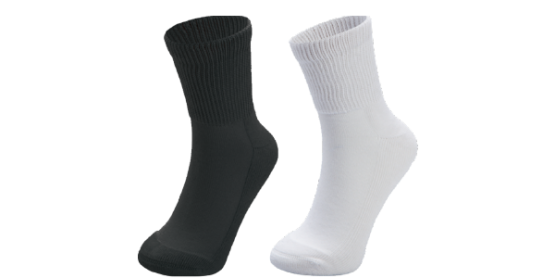 dw cotton socks